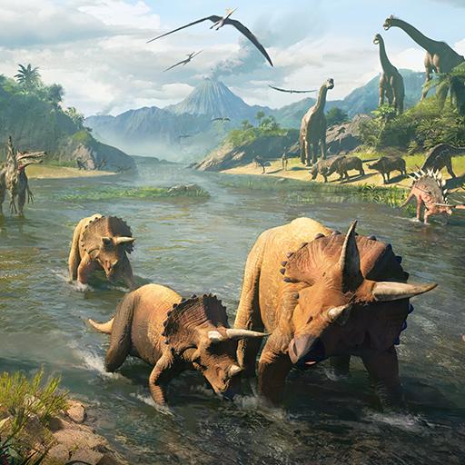 《巨兽战场》研究日记:鳄龙
