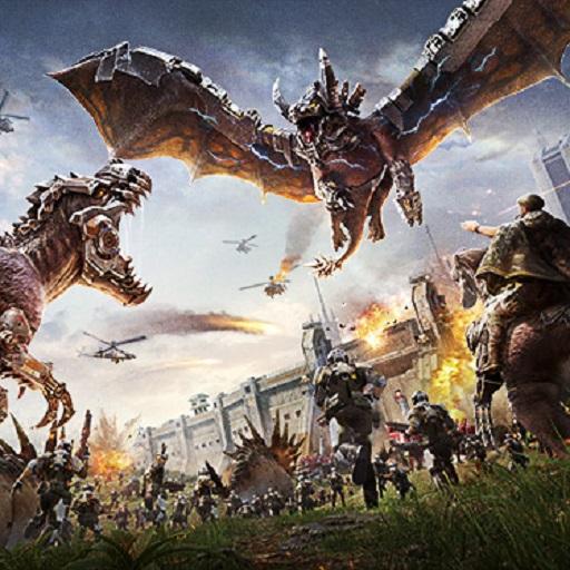 征服巨兽时代《巨兽战场》世界观PV首爆