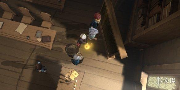 他不小心把身體留在瞭 哈利波特魔法覺醒拼圖尋寶10.12
