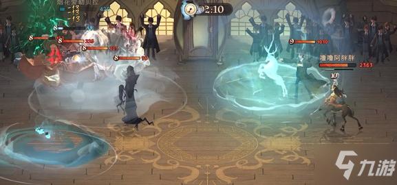 《哈利波特魔法覺醒》攝神取念卡組搭配攻略