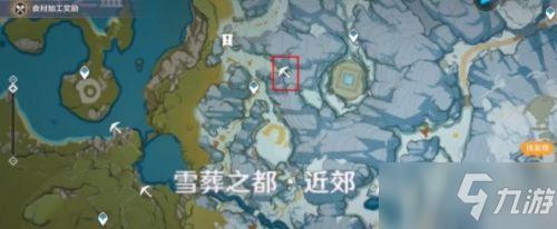 《原神》星銀礦石分佈位置匯總