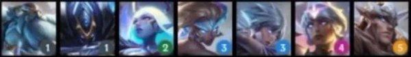 云顶之弈s5羁绊一览表-云顶之弈s5最新英雄图攻略