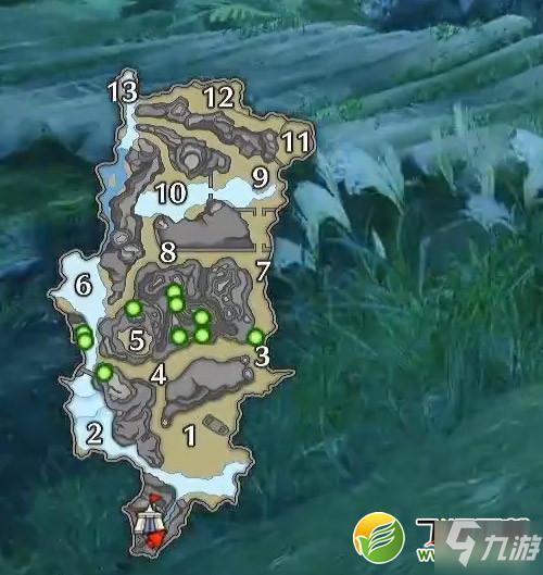 《怪物猎人:崛起》特产菇获取攻略