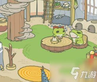 旅行青蛙怎么让青蛙带女朋友回家