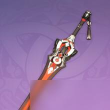 《原神》黑岩长剑武器介绍