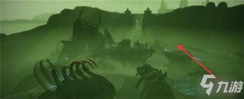 光遇在巨兽荒原的神坛旁冥想位置一览