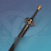 《原神》暗铁剑武器介绍