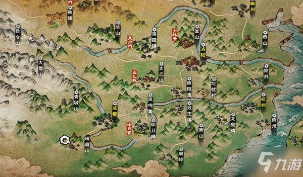 烟雨江湖峨眉山怎么解锁?峨眉山地图解锁攻略