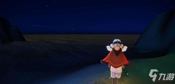 光遇红绒斗篷搭配欣赏 光遇红绒斗篷图片展示
