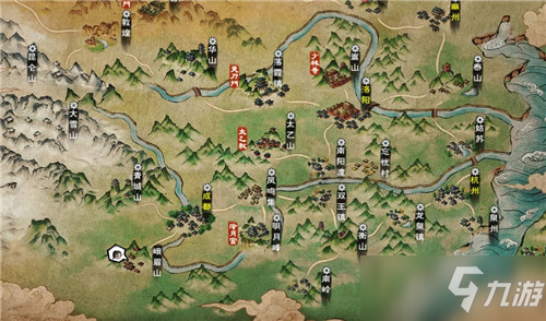 《烟雨江湖》新地图峨眉山介绍