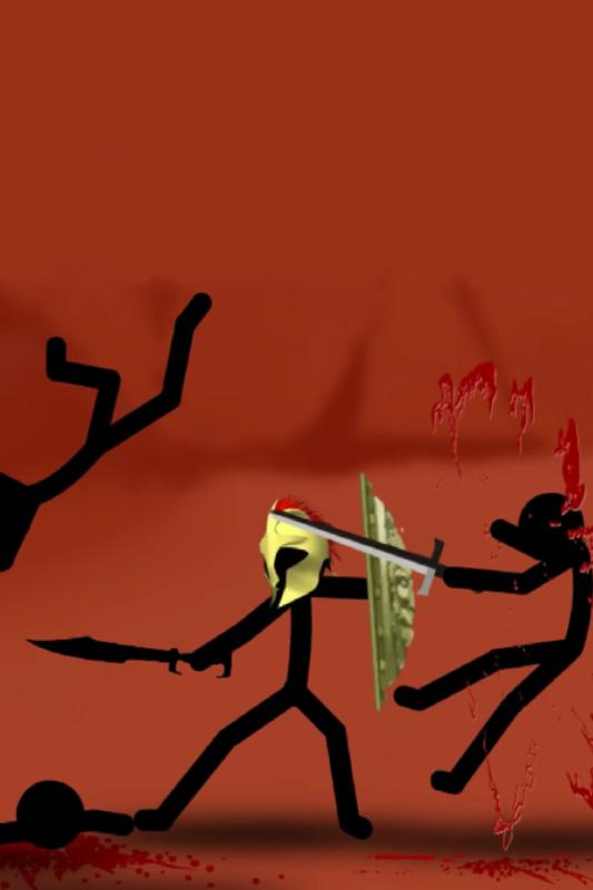 火柴人战争游戏截图3