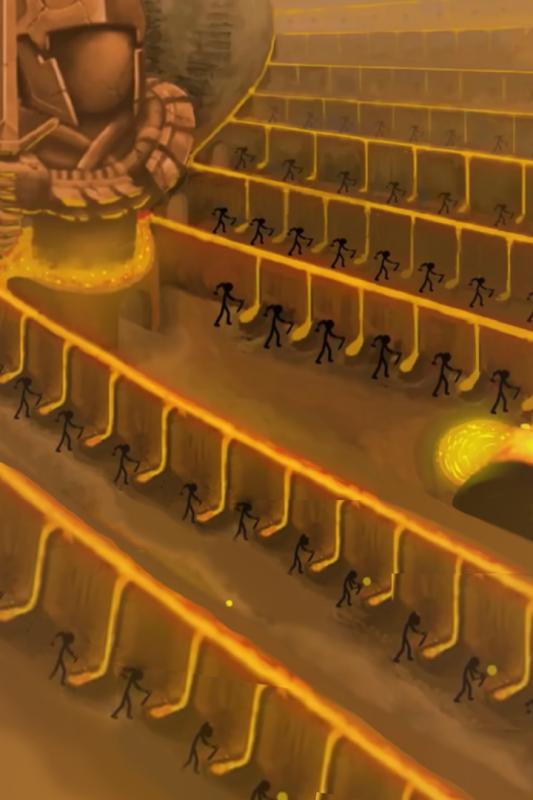 火柴人战争游戏截图2