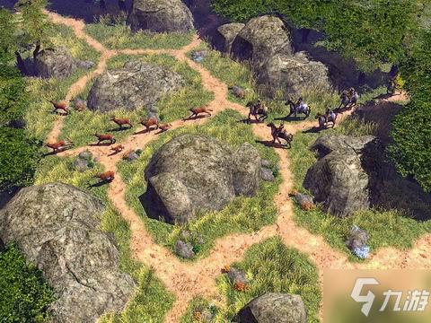 《帝国时代3》亚洲王朝秘籍秘籍一览 特殊效果只需下下指令就够了!