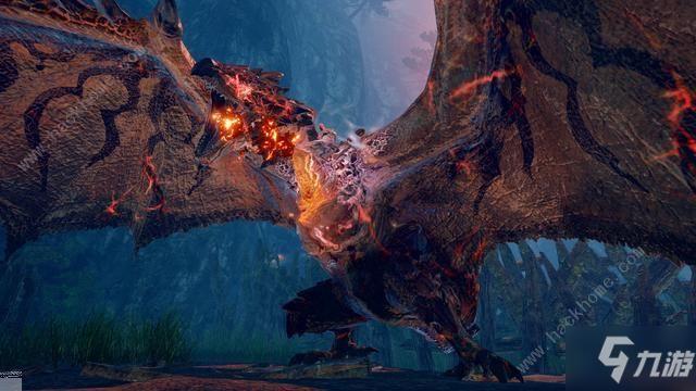 《怪物猎人崛起》2.0大更新上线 霸主雄火龙登场怎么样