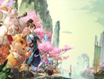 《长安幻想》长安速递-游戏画面曝光!