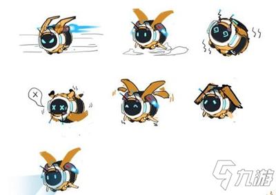 《雏蜂:深渊天使》系统介绍:陪伴型机器人BOBO