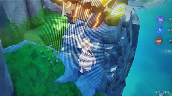 原神破破岛5个石柱子解密流程