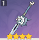 《原神》单手剑武器有哪些