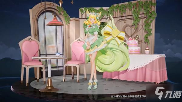 王者荣耀妲己抹茶甜心特效展示 抹茶甜心星元部件获取途径说明