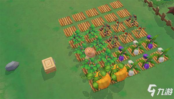 摩尔庄园手游土地节活动玩法大全 太空种子种法分享