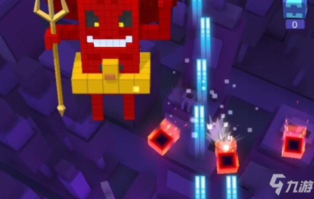 《比特大爆炸》欢乐鬼屋怪物介绍