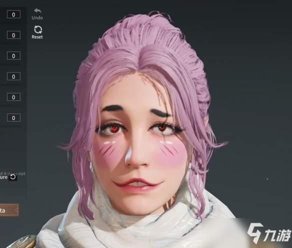 《永劫无间》玩家捏脸作品欣赏 美艳或可爱随你创造