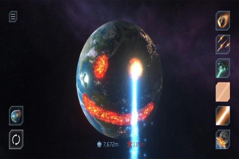 星球毁灭模拟器截图1