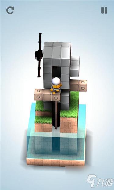 机械迷宫如何通过第三十三关 机械迷宫第33利用机关卡住关风车就能过关