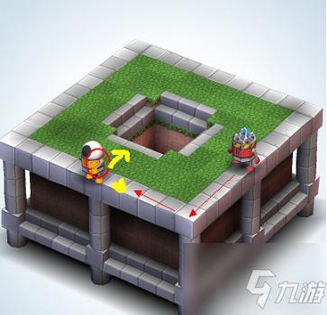 机械迷宫如何通过第46关 机械迷宫第46关攻略