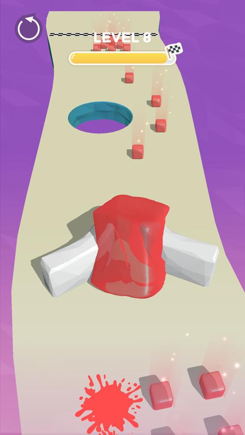 jellysprint3D好玩吗 jellysprint3D玩法简介