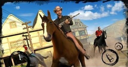 西部荒野枪手射击好玩吗 西部荒野枪手射击玩法简介