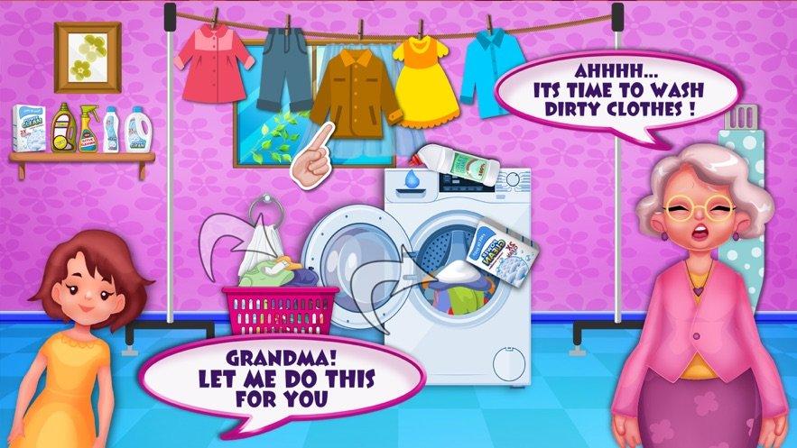 祖母的小帮手好玩吗 祖母的小帮手玩法简介