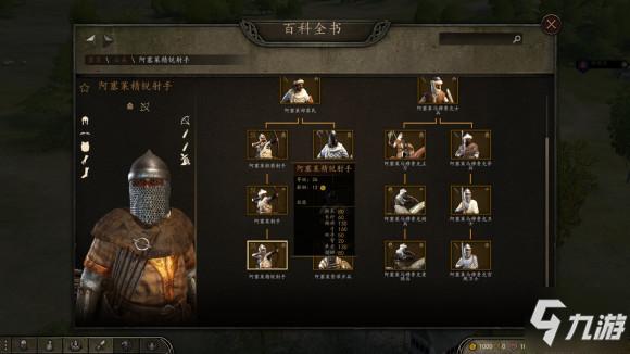 《骑马与砍杀2》1.60版本阿塞莱兵种强度排名一览