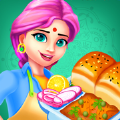 印度街头美食厨师