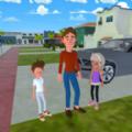虚拟爸爸梦想中的家庭加速器