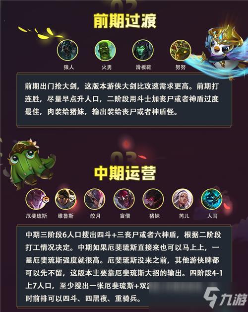 云顶之弈11.15版本阵容推荐:黑夜游侠强势崛起 阿克尚过于恐怖