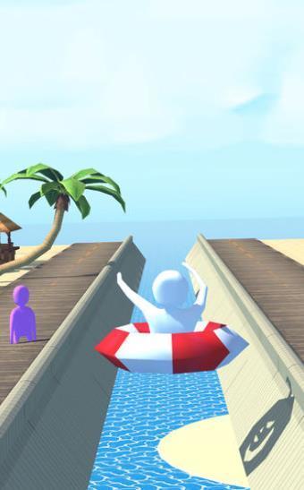 我在墙上冲浪好玩吗 我在墙上冲浪玩法简介