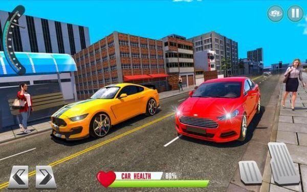 城市汽车疯狂驾驶好玩吗 城市汽车疯狂驾驶玩法简介