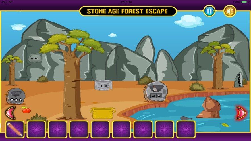 石器时代森林逃生好玩吗 石器时代森林逃生玩法简介