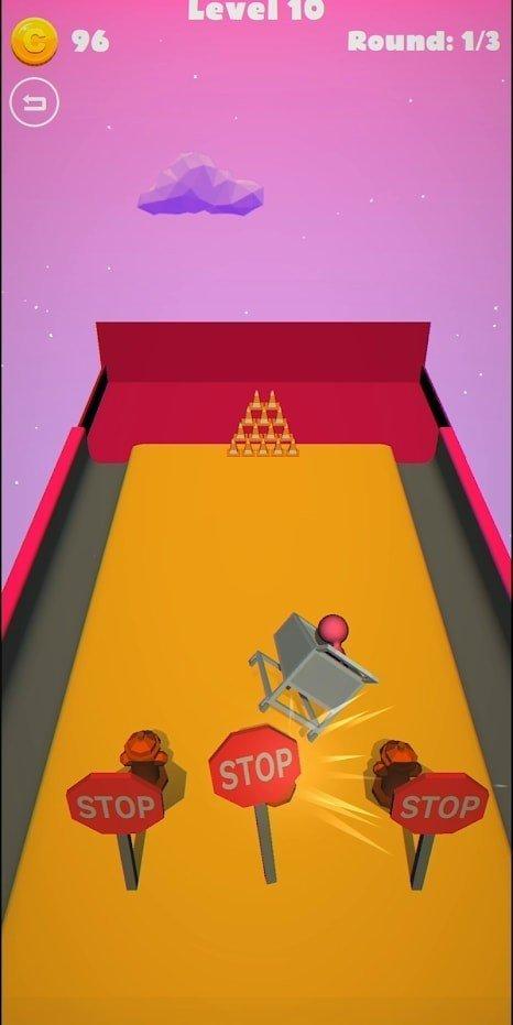 狂热的购物车跳跃好玩吗 狂热的购物车跳跃玩法简介