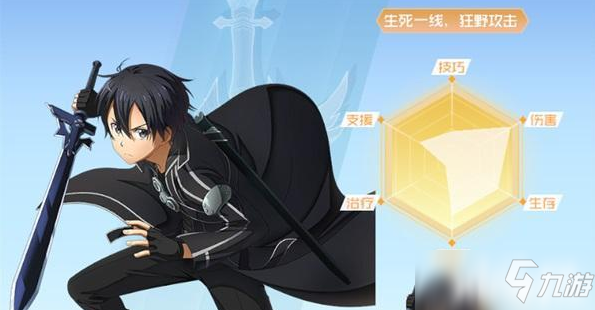 《刀剑神域黑衣剑士:王牌》剑技图文教程