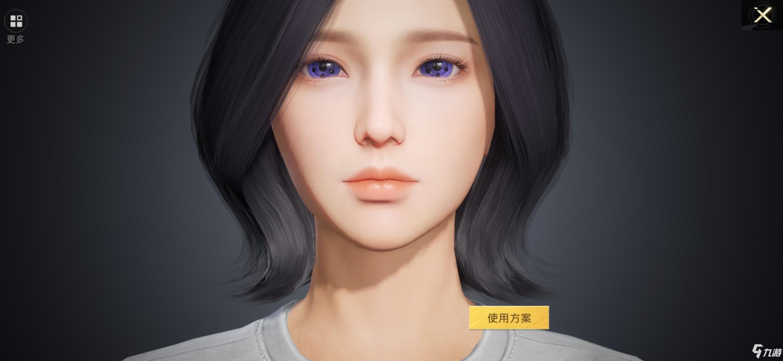 和平精英捏脸数据少女写轮眼方案码 和平精英捏脸女数据