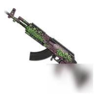 绝地求生13赛季M762武器皮肤一览