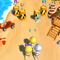 沙滩冲冲冲加速器