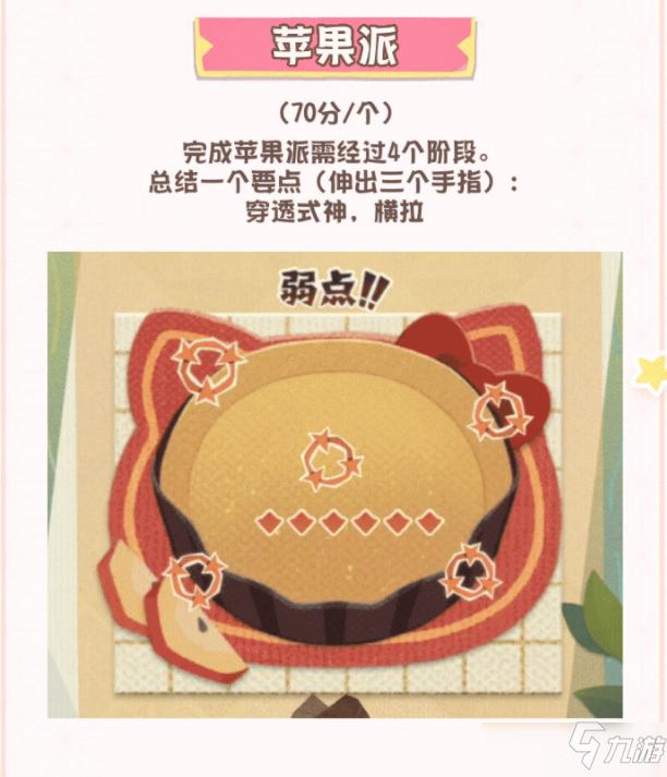 阴阳师妖怪屋三丽鸥联动苹果派小游戏玩法攻略