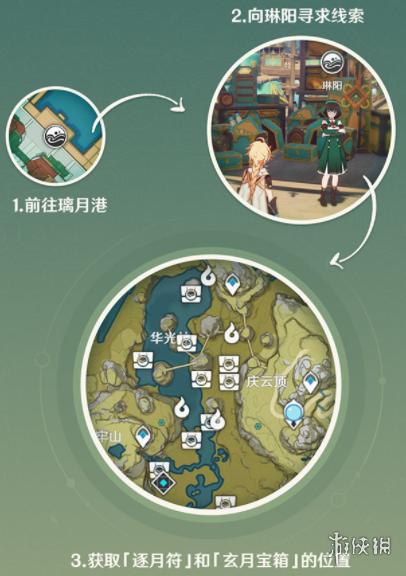 《原神》韶光抚月活动怎么玩 韶光抚月活动玩法说明